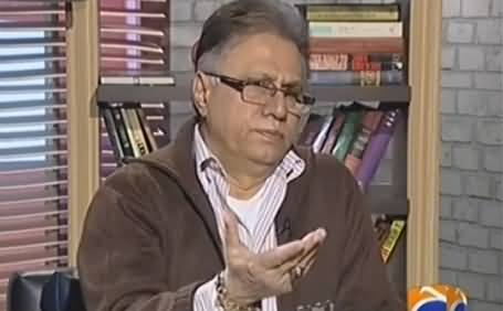Meray Mutabiq with Hassan Nisar (Discussion on Different Issues) - 11th December 2016