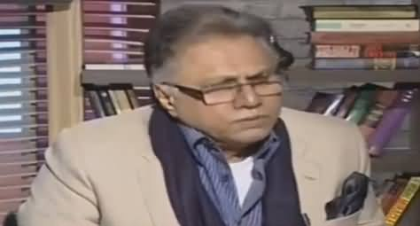 Meray Mutabiq with Hassan Nisar (Discussion on Different Issues) - 1st January 2016