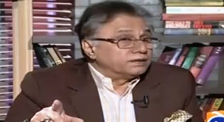 Meray Mutabiq with Hassan Nisar (Discussion on Different Issues) – 22nd October 2017