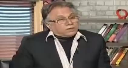 Meray Mutabiq with Hassan Nisar (Discussion on Different Issues) – 8th April 2018