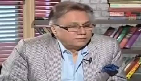 Meray Mutabiq with Hassan Nisar (Discussion on Different Issues) - 9th April 2017