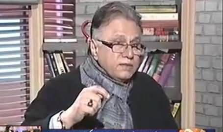 Meray Mutabiq with Hassan Nisar (Discussion on Latest Issues) - 18th December 2016