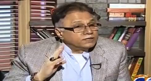 Meray Mutabiq with Hassan Nisar (Discussion on Latest Issues) - 28th August 2016