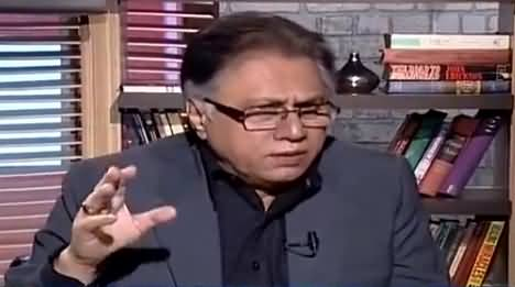 Meray Mutabiq with Hassan Nisar (Discussion on Latest Issues) - 2nd October 2016