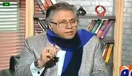 Meray Mutabiq with Hassan Nisar (Discussion on Latest Issues) - 31st January 2016