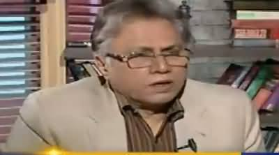 Meray Mutabiq with Hassan Nisar (Discussion on Latest Issues) - 6th August 2017