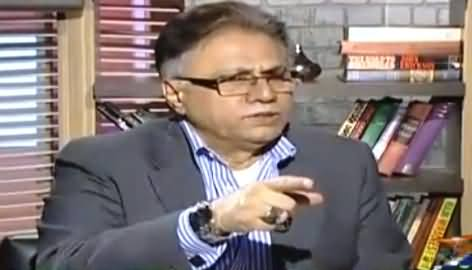 Meray Mutabiq with Hassan Nisar (Discussion on Latest Issues) - 7th August 2016