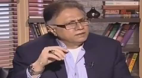 Meray Mutabiq with Hassan Nisar (Discussion on Latest Issues) - 9th October 2016