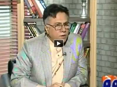 Meray Mutabiq with Hassan Nisar (Honor Killing in Lahore, Tahir ul Qadri & Geo Issue) - 1st June 2014