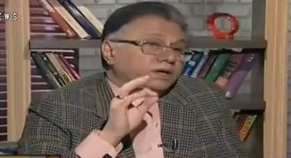 Meray Mutabiq with Hassan Nisar (Nawaz Sharif's Statement) – 13th May 2018
