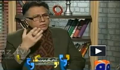 Meray Mutabiq with Hassan Nisar (PTI Protest in Lahore) - 22nd December 2013