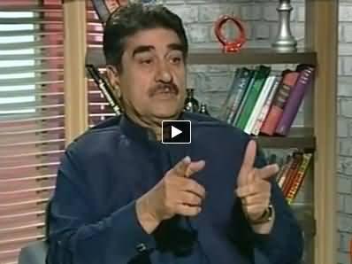 Meray Mutabiq with Iftikhar Ahmad - 11th April 2014