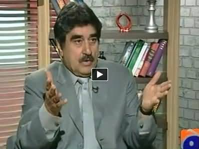 Meray Mutabiq with Iftikhar Ahmad – 28th March 2014