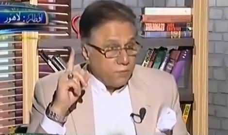 Mere Mutabiq wih Hassan Nisar (Discussion on Latest Issues) - 12th June 2016
