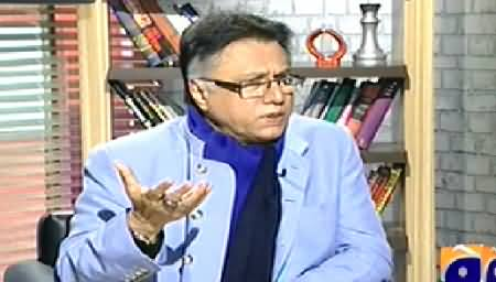 Mere Mutabiq with Hassan Nisar - 19th January 2014