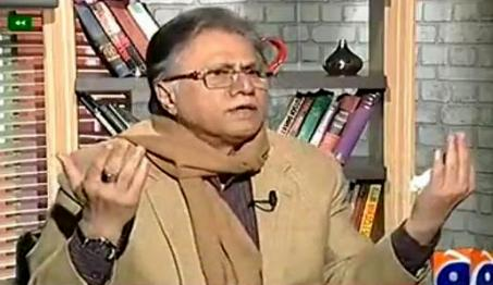 Mere Mutabiq with Hassan Nisar – 20th December 2015