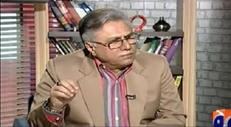 Mere Mutabiq with Hassan Nisar – 22nd March 2015