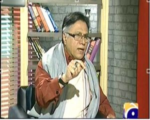 Mere Mutabiq with Hassan Nisar – 23rd February 2014