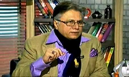 Mere Mutabiq with Hassan Nisar – 25th January 2015
