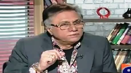 Mere Mutabiq with Hassan Nisar – 26th July 2015
