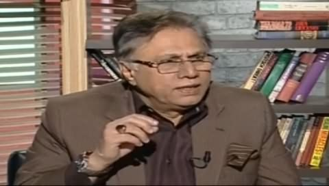 Mere Mutabiq with Hassan Nisar (Discussion on Latest Issues) – 27th March 2016