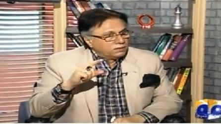 Mere Mutabiq with Hassan Nisar (Discussing Current Issues of Pakistan) – 3rd August 2014