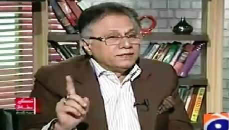 Mere Mutabiq with Hassan Nisar – 4th October 2015