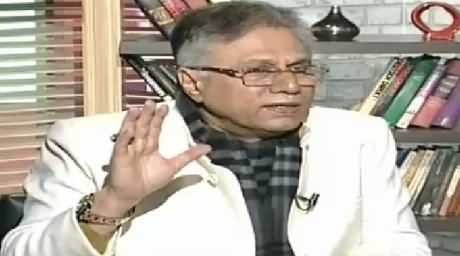 Mere Mutabiq with Hassan Nisar (Discussion on Latest Issues) – 7th February 2016