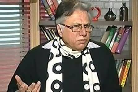 Mere Mutabiq with Hassan Nisar – 8th February 2015