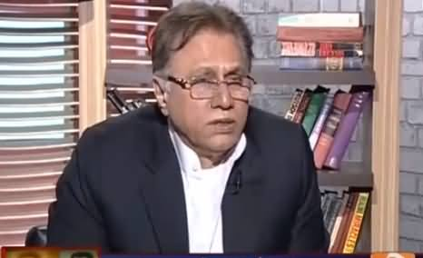 Mere Mutabiq With Hassan Nisar - 8th May 2016