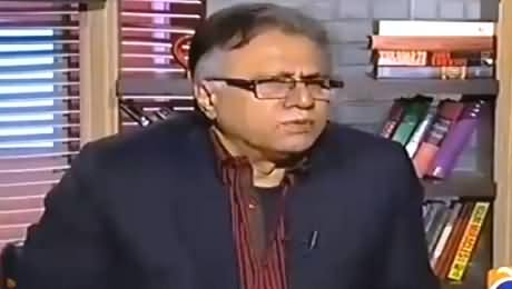 Mere Mutabiq with Hassan Nisar (Discussion on Current Issues) - 15th August 2016
