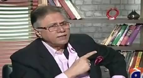 Mere Mutabiq with Hassan Nisar (Discussion on Current Issues) – 15th November 2015