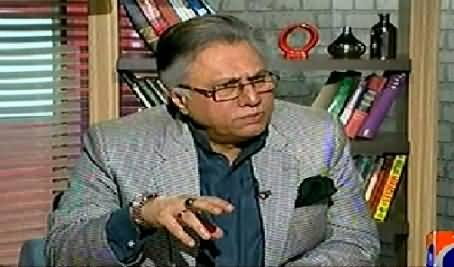 Mere Mutabiq with Hassan Nisar (Discussion on Current Issues) – 1st February 2015