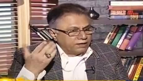 Mere Mutabiq With Hassan Nisar (Discussion on Current Issues) - 21st August 2016