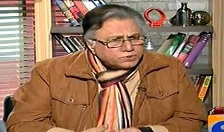Mere Mutabiq with Hassan Nisar (Discussion on Current Issues) – 21st December 2014