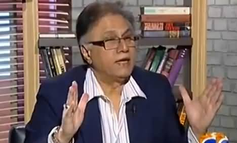 Mere Mutabiq with Hassan Nisar (Discussion on Current Issues) - 23rd October 2016