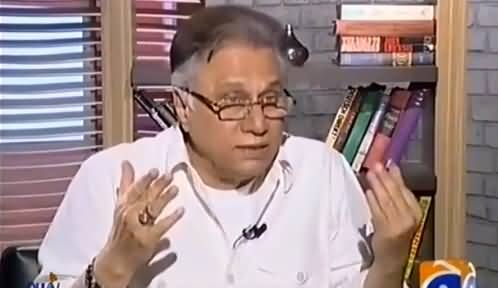 Mere Mutabiq with Hassan Nisar (Discussion on Current Issues) - 24th July 2016