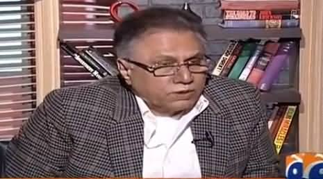 Mere Mutabiq With Hassan Nisar (Discussion on Current Issues) - 26th June 2016