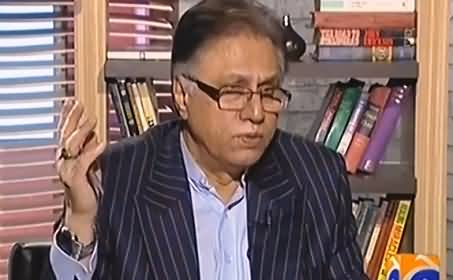 Mere Mutabiq with Hassan Nisar (Discussion on Current Issues) - 30th October 2016