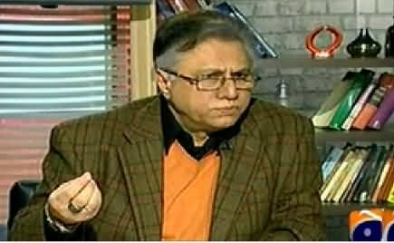 Mere Mutabiq with Hassan Nisar (Discussion on Current Issues) – 4th January 2015