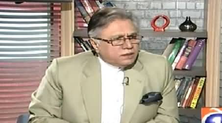 Mere Mutabiq with Hassan Nisar (Discussion on Current Issues) – 5th April 2015