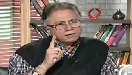 Mere Mutabiq with Hassan Nisar (Discussion on Current Issues) – 8th November 2015