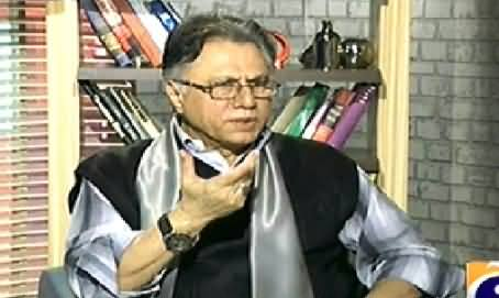 Mere Mutabiq with Hassan Nisar (Discussion on Current Issues of Pakistan) – 7th December 2014
