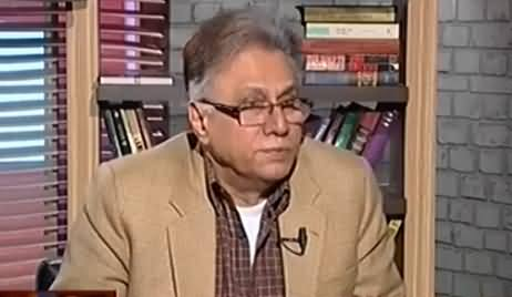 Mere Mutabiq with Hassan Nisar (Discussion on Different Issues) - 22nd January 2017