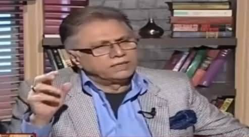 Mere Mutabiq with Hassan Nisar (Discussion on Different Issues) - 8th January 2017