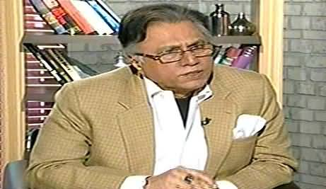 Mere Mutabiq with Hassan Nisar (Discussion on Different Issues) – 23rd November 2014