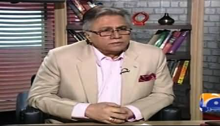 Mere Mutabiq with Hassan Nisar (Discussion on Latest Issues) – 12th April 2015