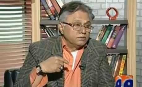 Mere Mutabiq with Hassan Nisar (Discussion on Latest Issues) – 14th February 2016