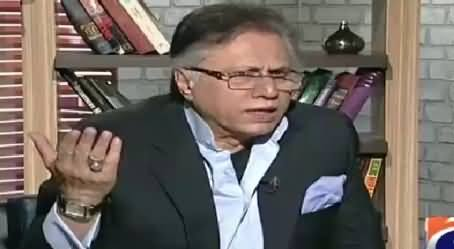 Mere Mutabiq with Hassan Nisar (Discussion on Latest Issues) – 1st November 2015