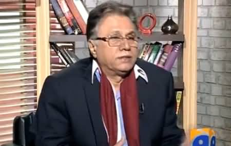 Mere Mutabiq with Hassan Nisar (Discussion on Latest Issues) – 22nd November 2015